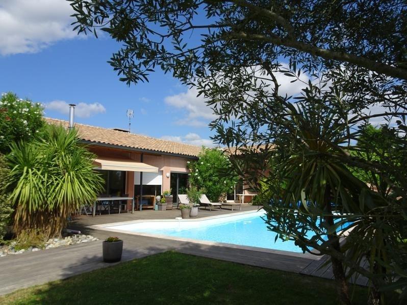 Vente de prestige maison / villa Vigoulet auzil 956800€ - Photo 1