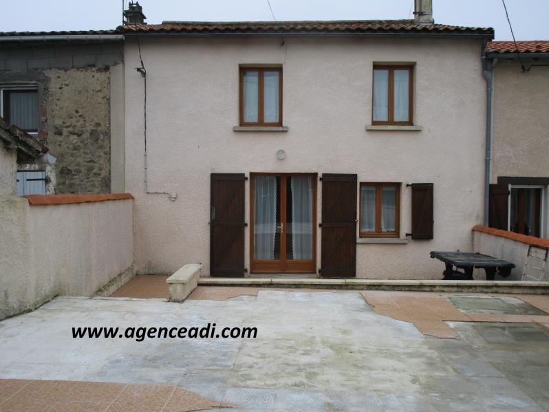 Vente maison / villa St martin du fouilloux 70200€ - Photo 1
