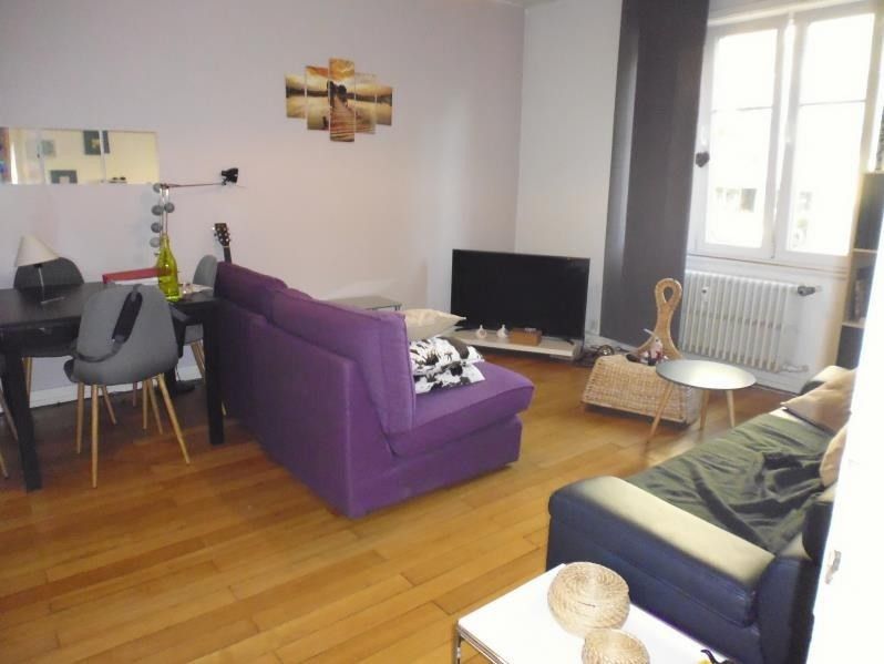 Sale apartment Strasbourg 165 000€ - Picture 1