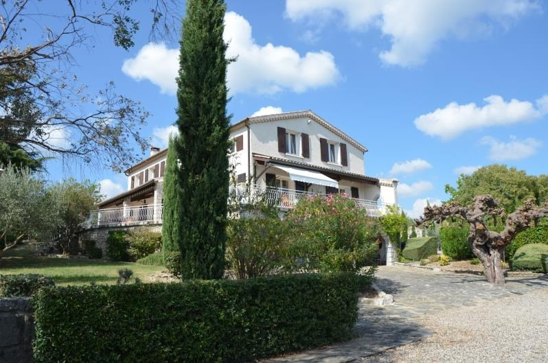 Deluxe sale house / villa Ruoms 676 000€ - Picture 14