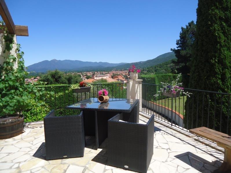Vente de prestige maison / villa Ceret 690000€ - Photo 1