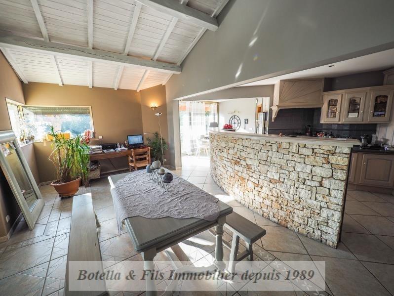 Vente de prestige maison / villa Bagnols sur ceze 490000€ - Photo 9
