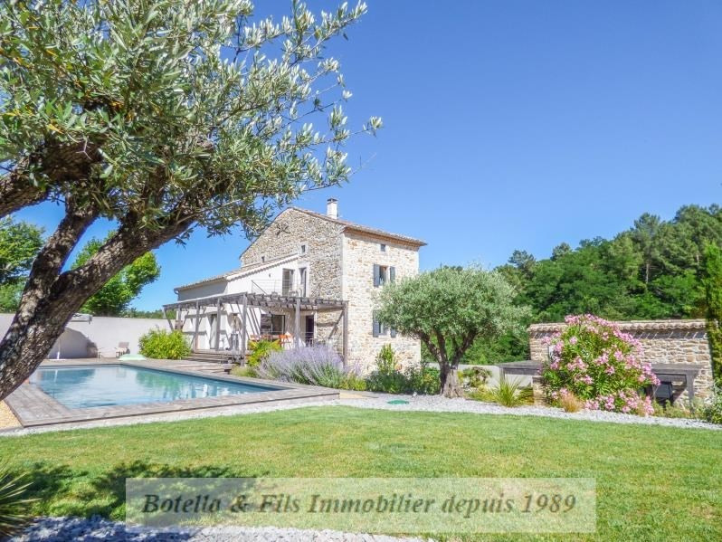 Verkoop van prestige  huis Barjac 835000€ - Foto 1