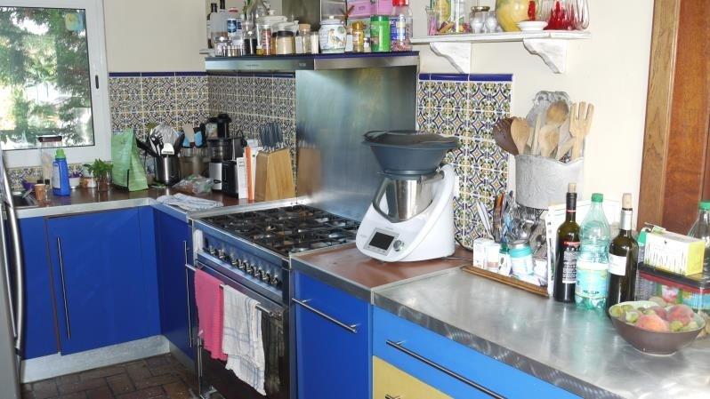 Sale house / villa Chapet 575000€ - Picture 6