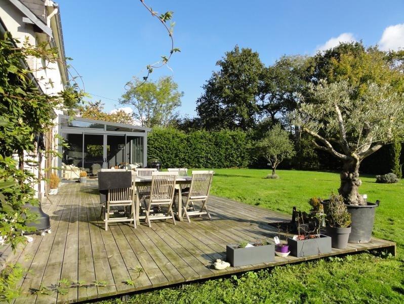 Vente de prestige maison / villa Saint vaast en auge 559000€ - Photo 1