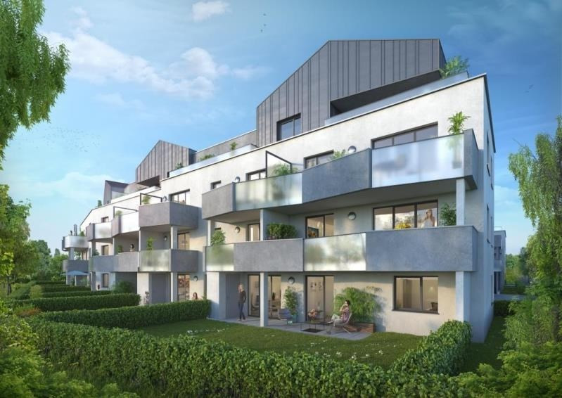 Vente appartement Mundolsheim 128 000€ - Photo 1
