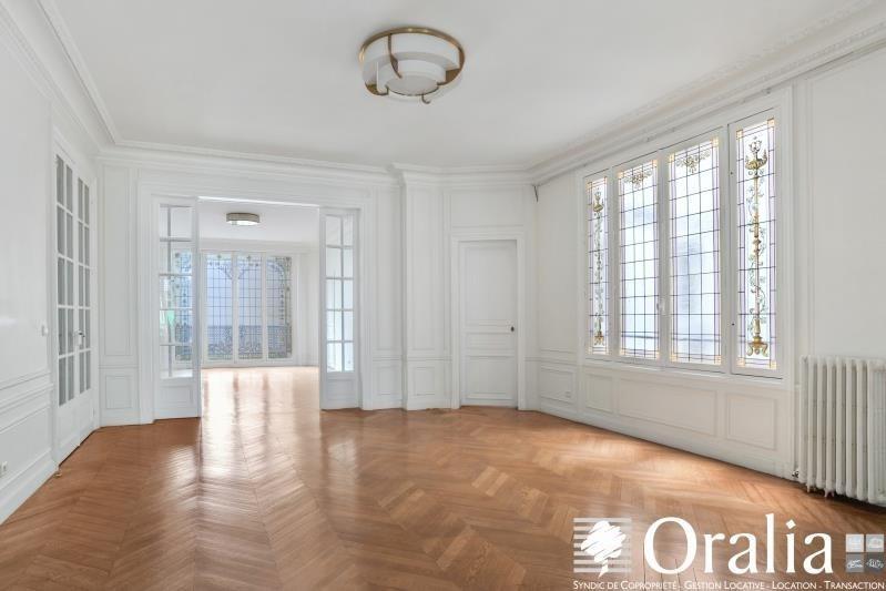 Vente de prestige appartement Paris 16ème 2910000€ - Photo 1