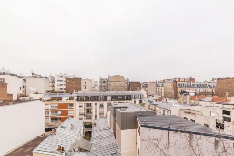 Vente appartement Paris 18ème 331000€ - Photo 9