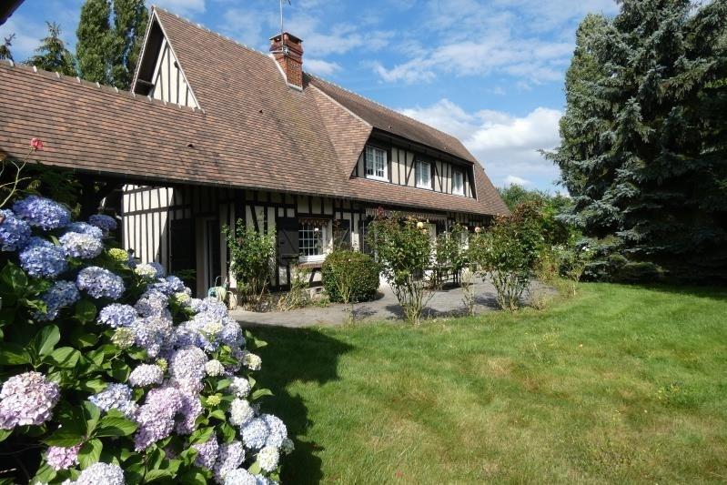 Sale house / villa La barre en ouche 380000€ - Picture 2