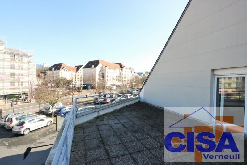 Vente appartement Creil 166000€ - Photo 2