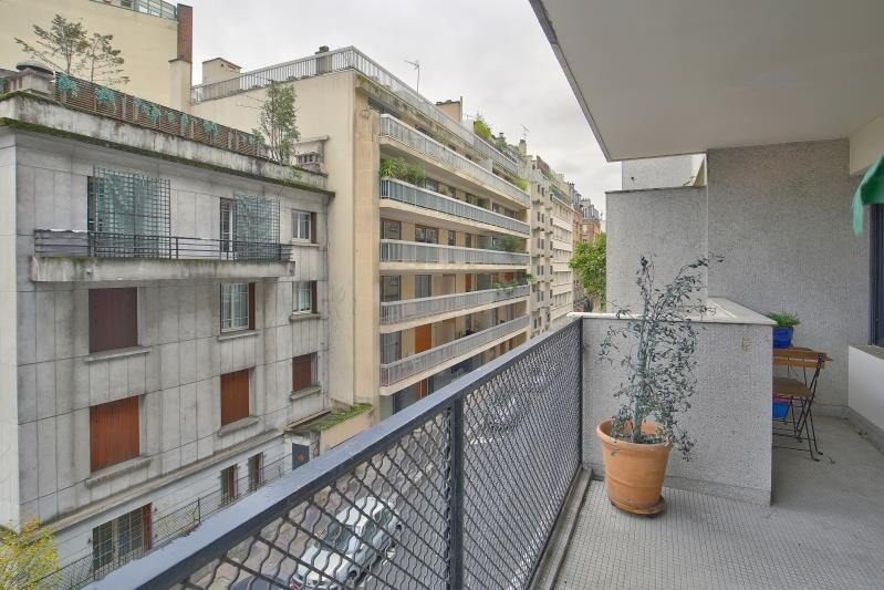 Rental apartment Paris 16ème 2680€ CC - Picture 1