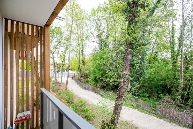 Vente appartement Pessac 383400€ - Photo 2
