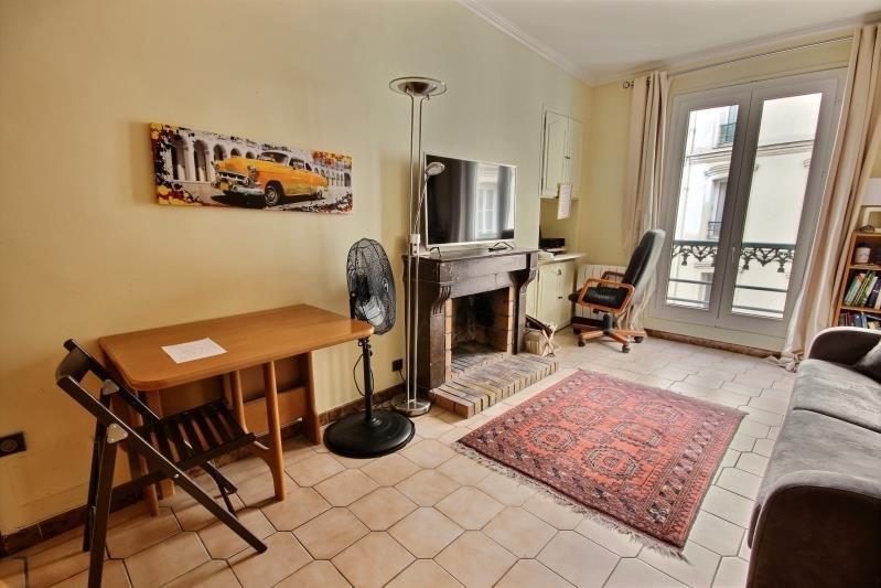 Sale apartment Paris 3ème 449000€ - Picture 1