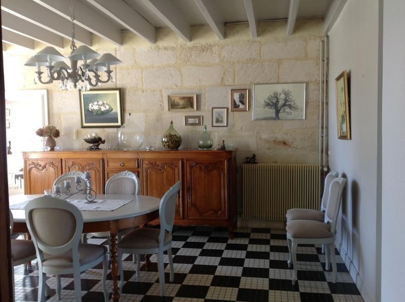 Vente maison / villa Lapouyade 301000€ - Photo 5