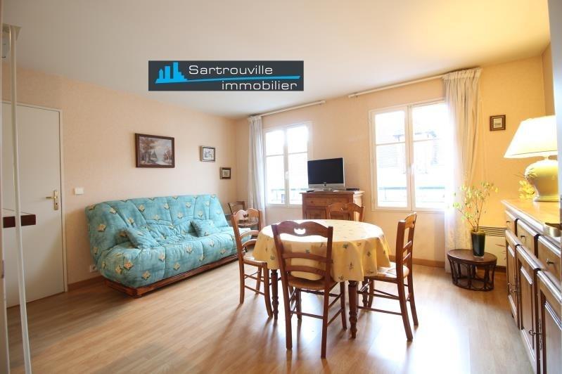 Revenda apartamento Sartrouville 224500€ - Fotografia 1