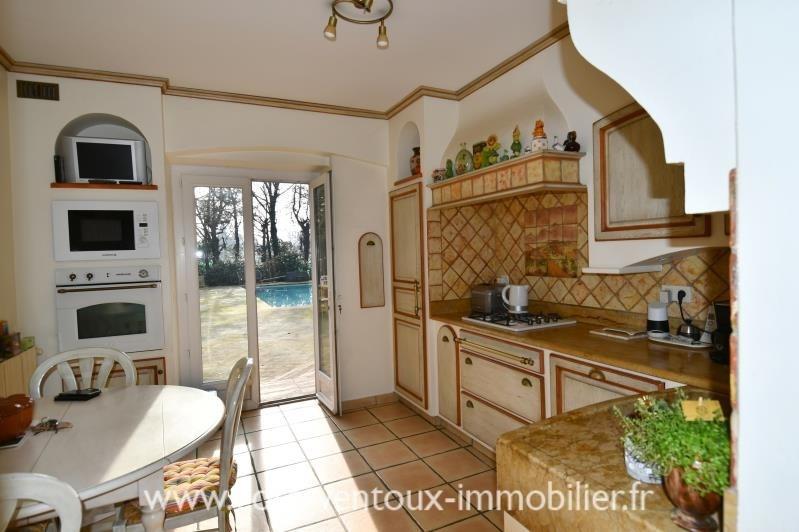 Sale house / villa Carpentras 520000€ - Picture 3
