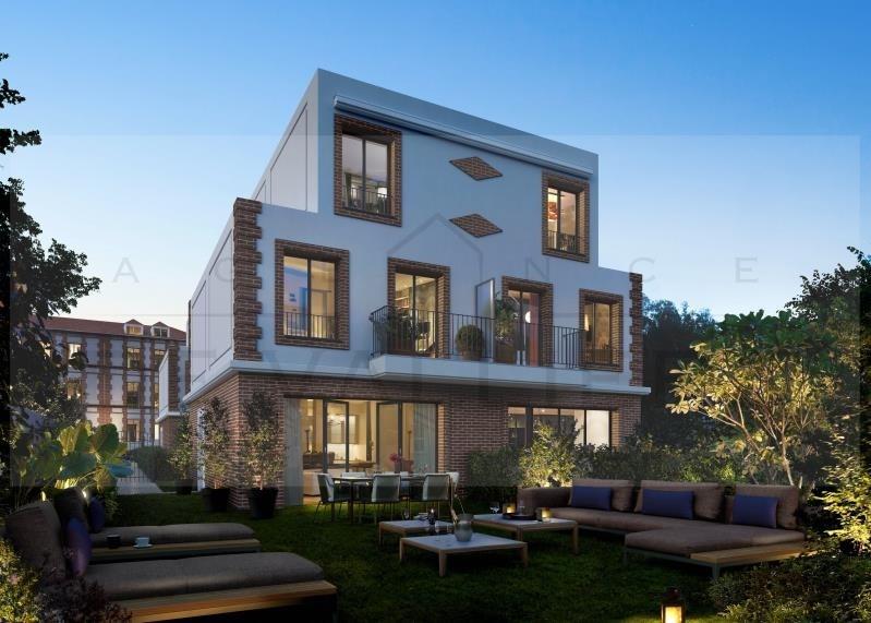 Vente maison / villa Nanterre 785000€ - Photo 2