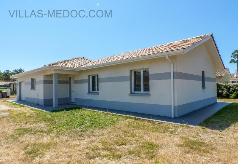 Vente maison / villa Vendays montalivet 302000€ - Photo 1