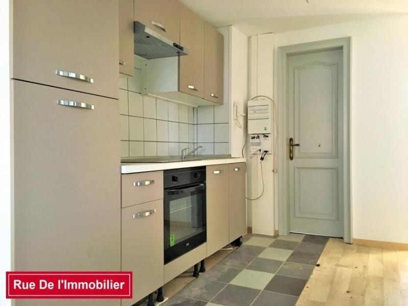 Location appartement Drusenheim 410€ CC - Photo 1