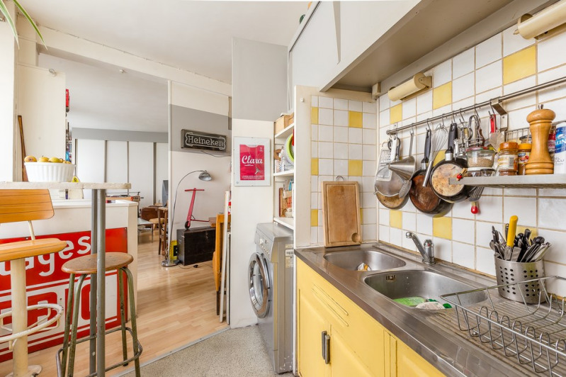 Vente appartement Paris 18ème 345 000€ - Photo 7