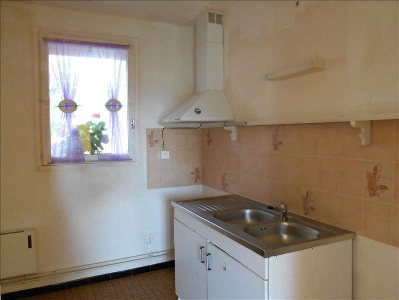 Rental apartment Fauville en caux 525€ CC - Picture 2