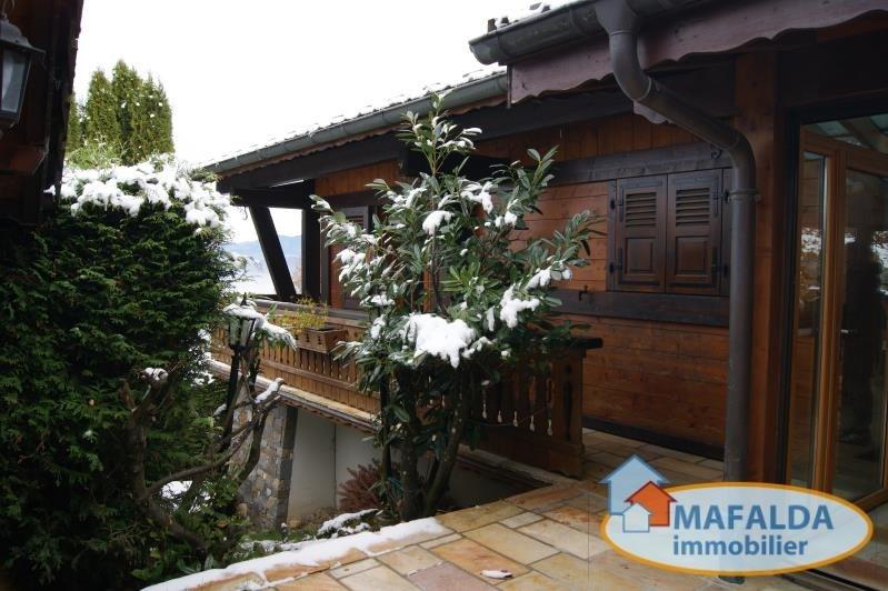 Location maison / villa Mont saxonnex 1350€ CC - Photo 7
