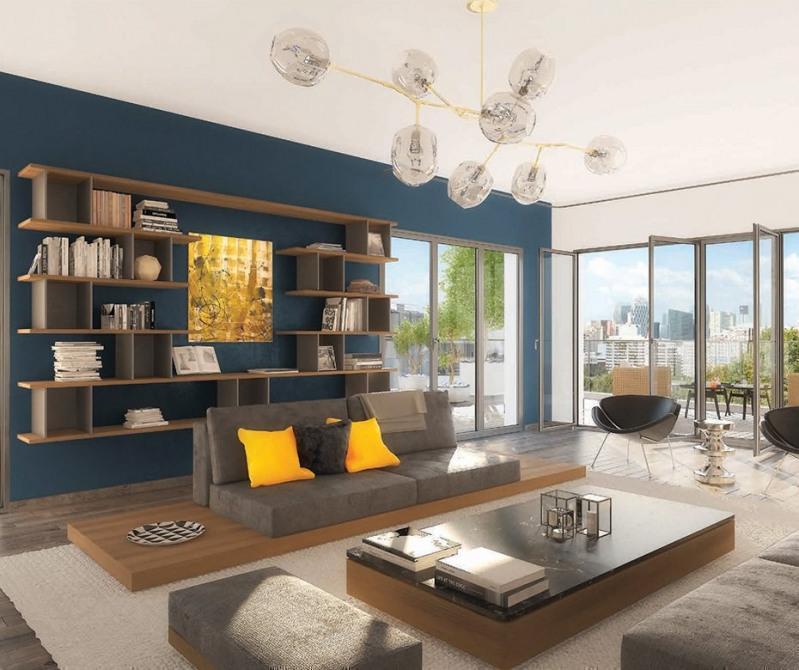 Sale apartment Vanves 516000€ - Picture 1