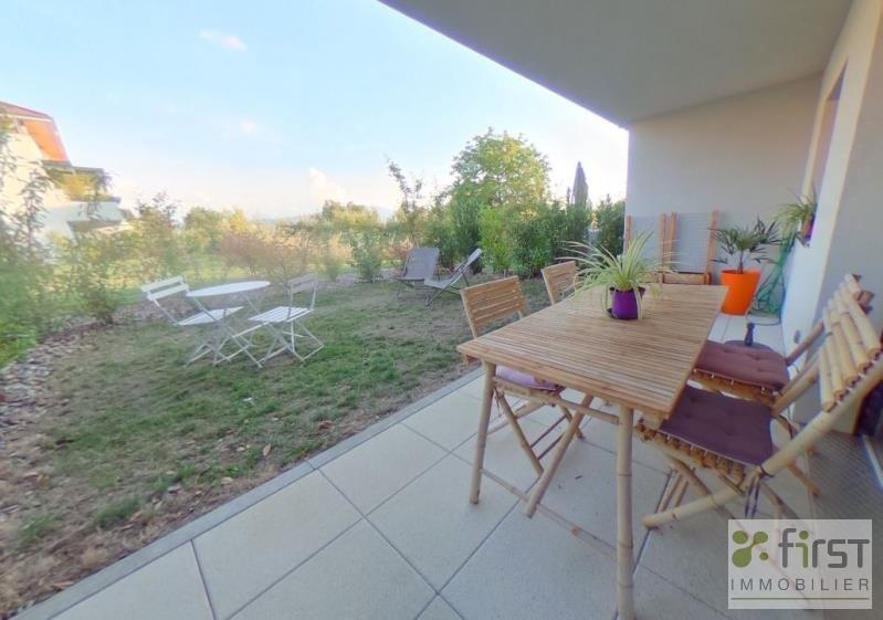 Venta  apartamento Metz tessy 368500€ - Fotografía 4