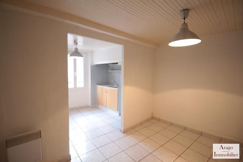 Rental apartment Rivesaltes 420€ CC - Picture 1