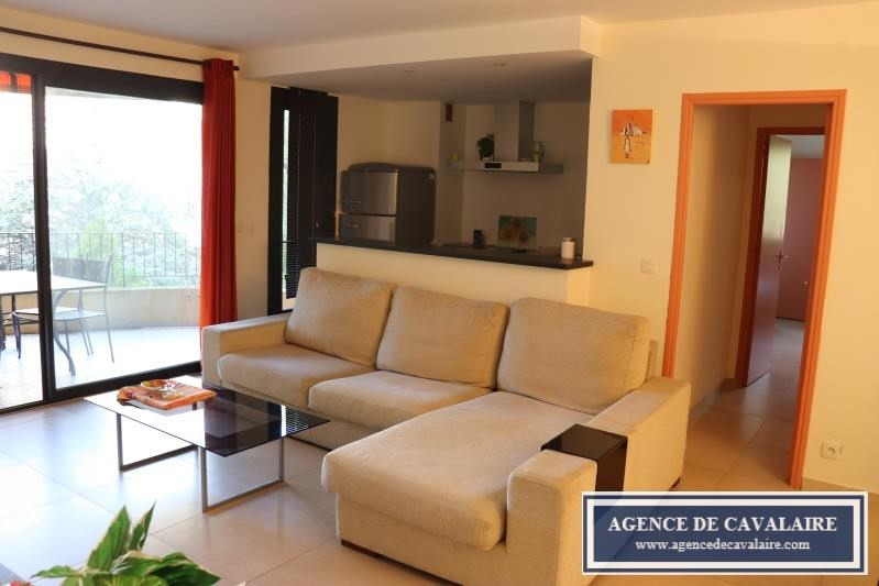 Vente appartement Cavalaire sur mer 348 000€ - Photo 2