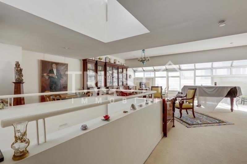 Vente de prestige appartement Paris 15ème 2800000€ - Photo 2