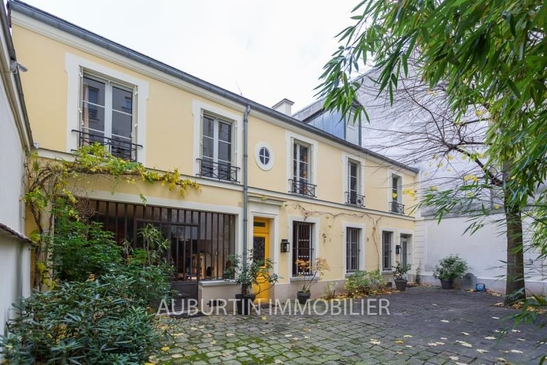Verkauf von luxusobjekt wohnung Paris 18ème 2140000€ - Fotografie 1