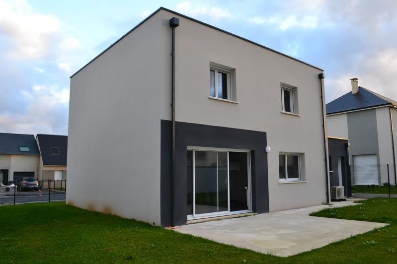 Revenda casa Cuverville 289200€ - Fotografia 1