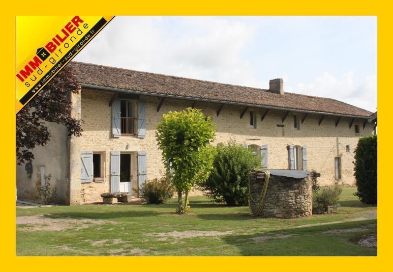 Verkoop  huis La reole 390350€ - Foto 1