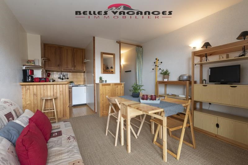 Sale apartment Saint-lary-soulan 48 000€ - Picture 1
