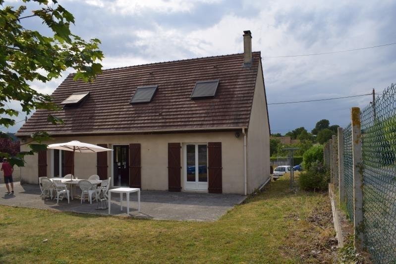 Revenda casa Bennecourt 235000€ - Fotografia 1