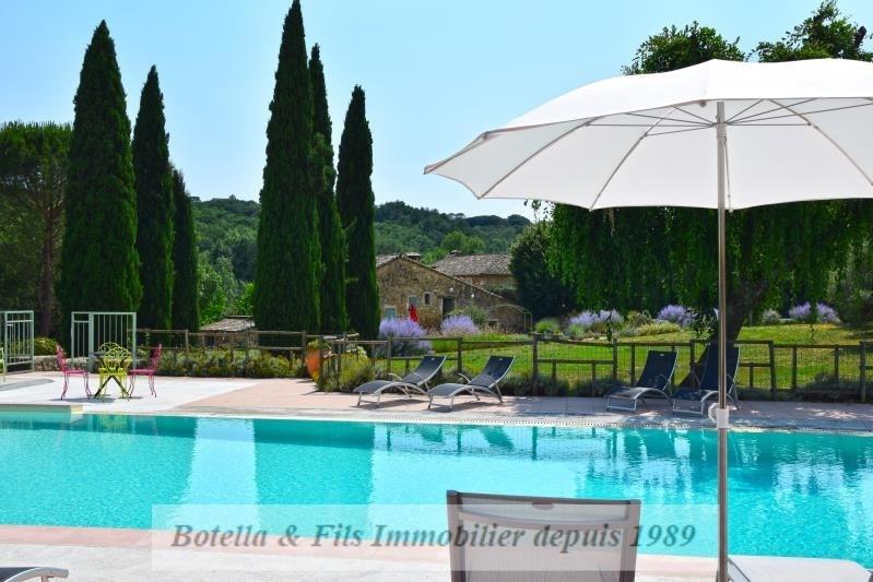 Immobile residenziali di prestigio casa Uzes 1595000€ - Fotografia 4