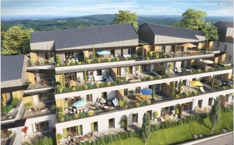 Vendita appartamento Aix les bains 361500€ - Fotografia 2