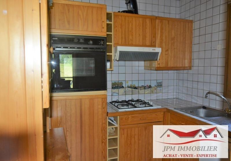 Vente de prestige appartement Samoens 215000€ - Photo 4