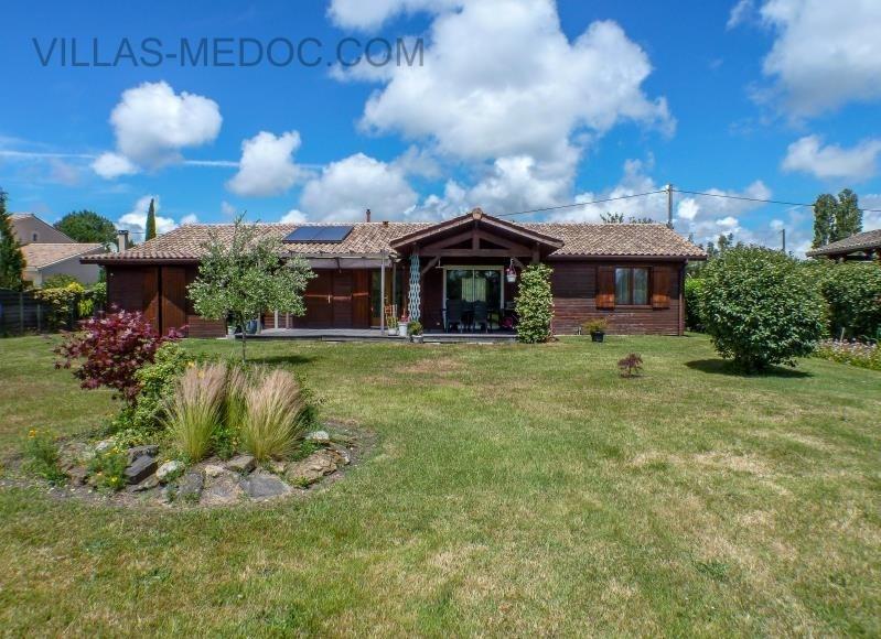 Vente maison / villa Saint vivien de medoc 272000€ - Photo 1