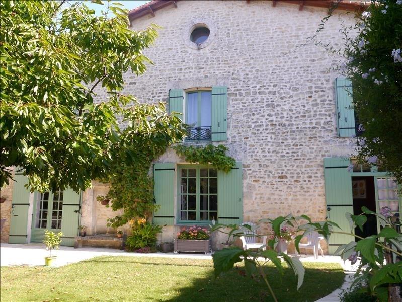 Sale house / villa Gemozac 259160€ - Picture 10
