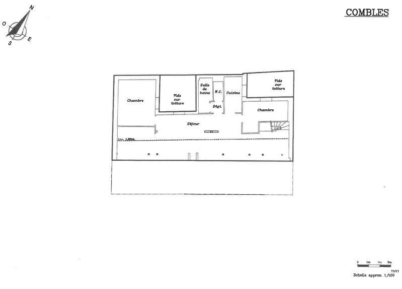 Sale apartment Strasbourg 271000€ - Picture 3