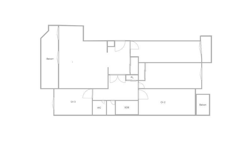 Vente appartement Puteaux 720000€ - Photo 1