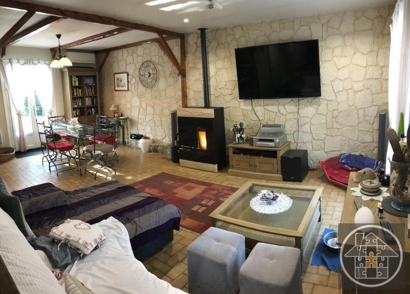 Sale house / villa Tracy le mont 188000€ - Picture 1
