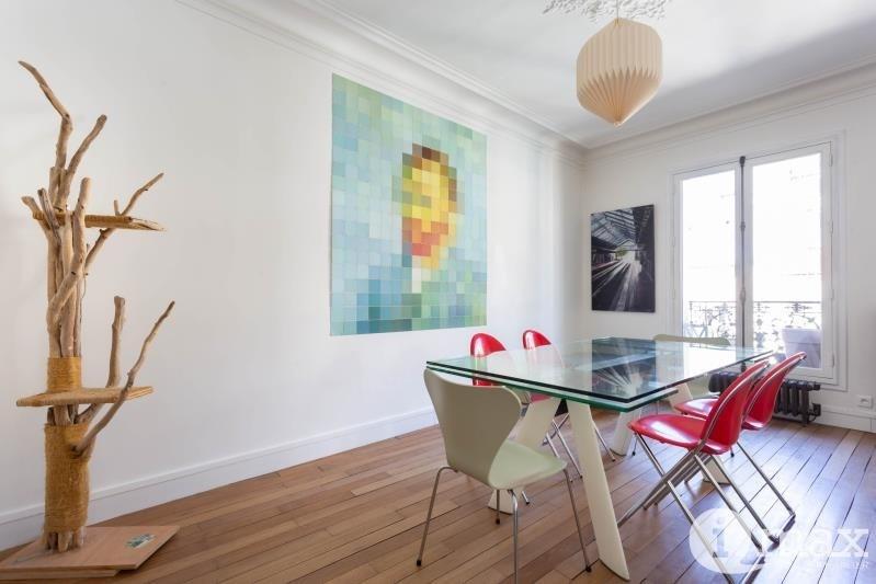 Vente de prestige appartement Paris 18ème 1111760€ - Photo 3