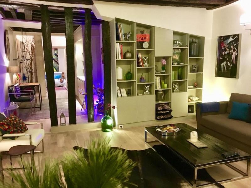 Sale apartment Paris 3ème 765000€ - Picture 3