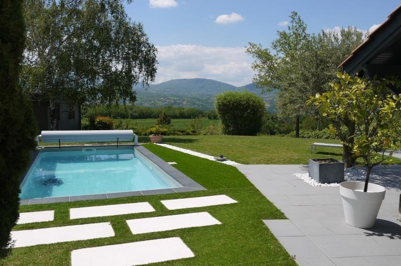 Sale house / villa St prim 497000€ - Picture 6