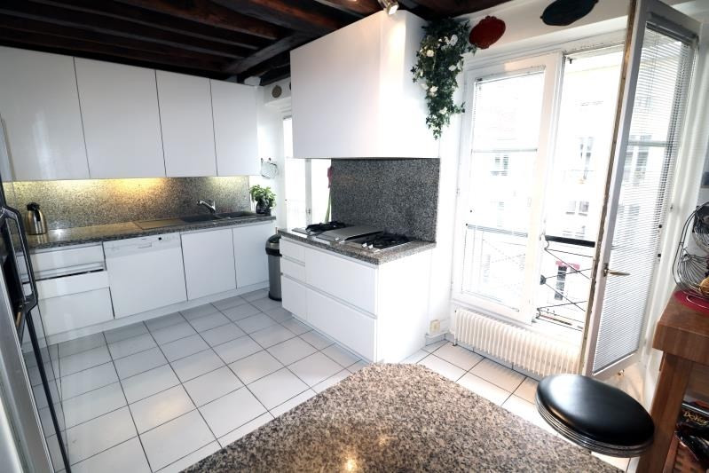 Sale apartment Versailles 730000€ - Picture 3