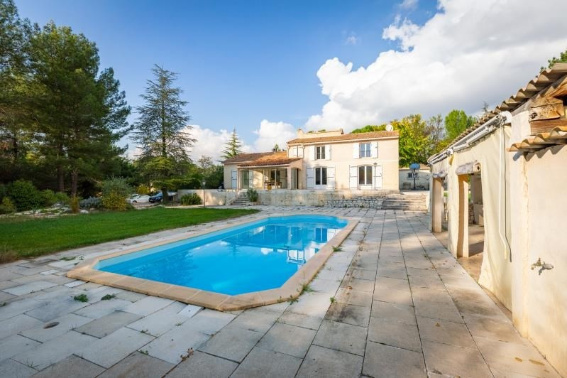 Venta de prestigio  casa Simiane collongue 690000€ - Fotografía 3