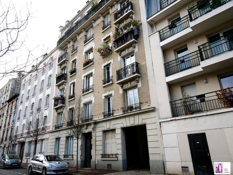 Sale apartment Issy les moulineaux 340000€ - Picture 1